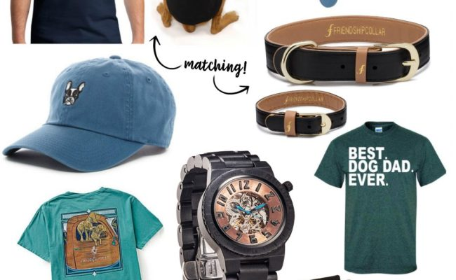 Dog Dad Gift Guide With Jord
