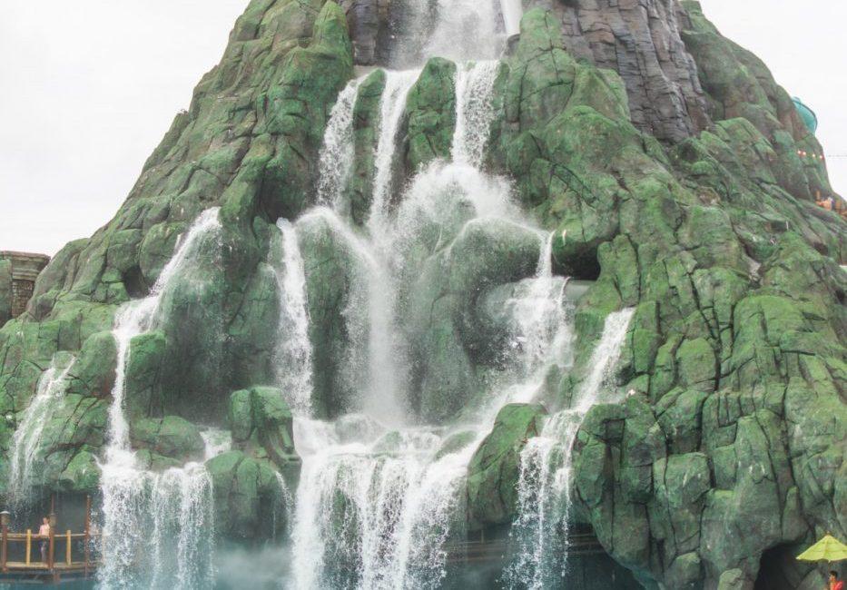 Volcano Bay Wave Pool - Sweet Teal