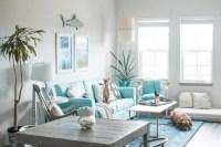 Boho Tropical Living Room