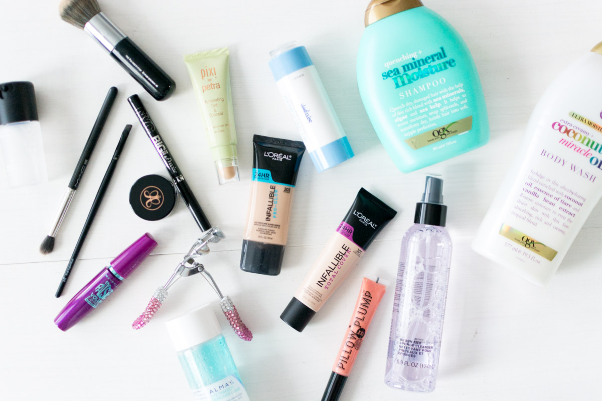 Beauty Products To Love by Sweet Teal