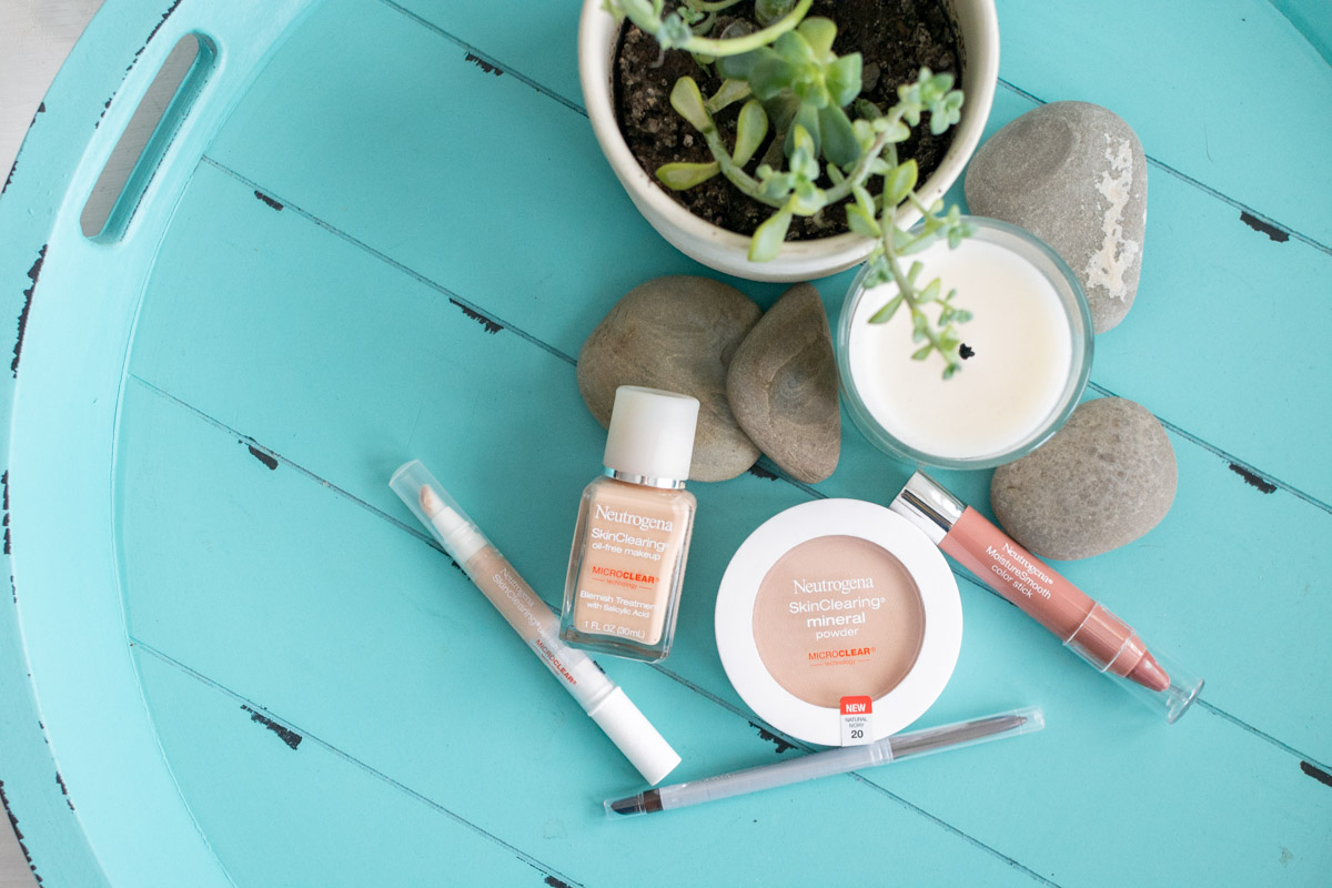 Neutrogena Back To School Makeup Products - Sweet Teal