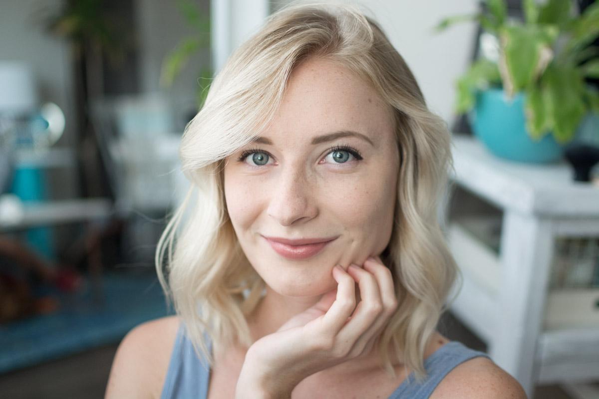 Neutrogena Back To School Makeup Tutorial - After - Sweet Teal