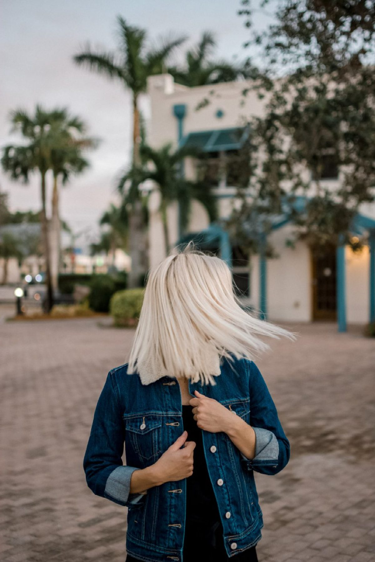 Jenny Bess of Sweet Teal for Old Navy Sherpa Collection