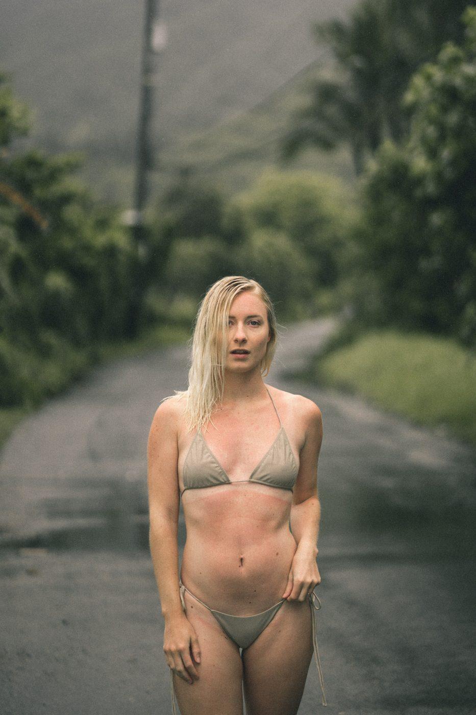 Cantik Swimwear Bikini - Sweet Teal