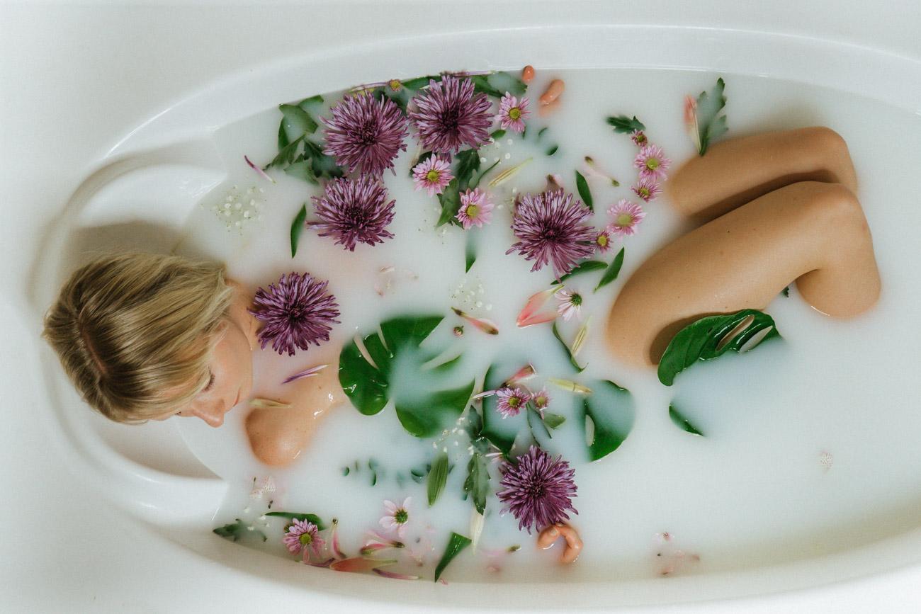 Jenny bess - milk bath - sweet teal