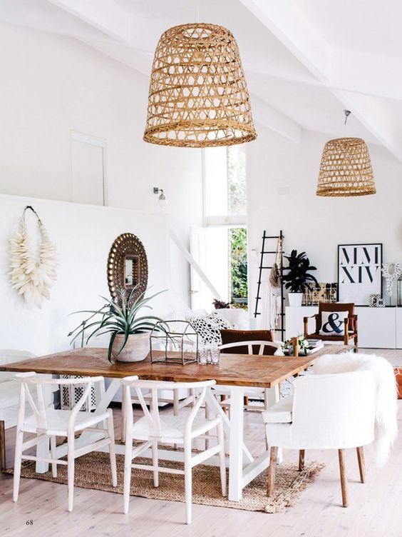 Turn A Basket Into A Pendant Light - How To Make Your Home Look Like A Million Bucks