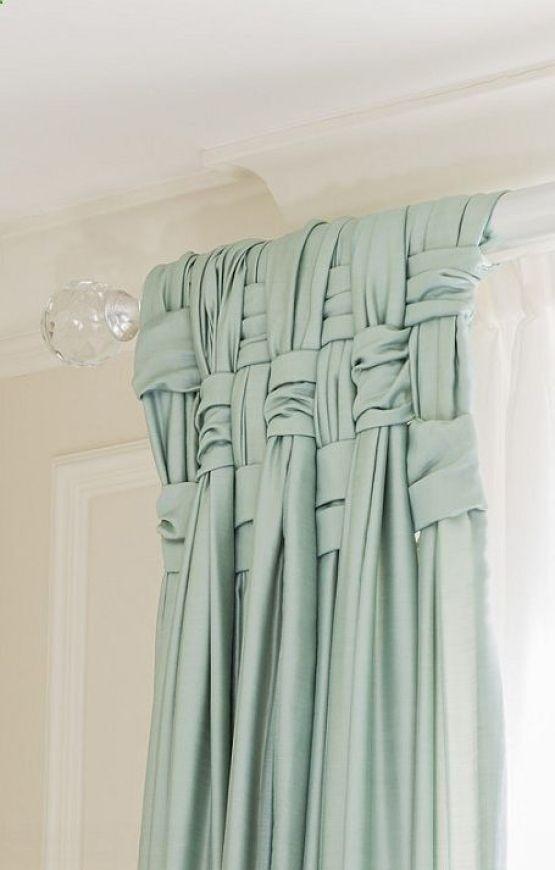 Woven Curtains - Make Your Home Look Like A Million Bucks