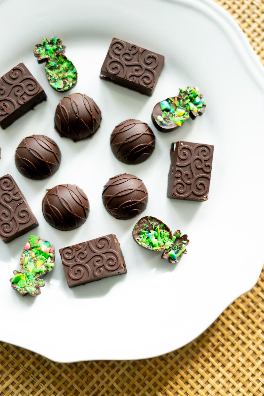 CBD Infused Chocolate Candies