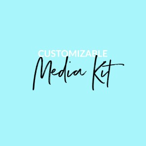 Customizable Media Kit by Jenny Bess