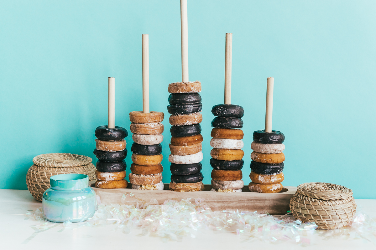 DIY Donut Stand with Entenamms Donuts - Jenny Bess