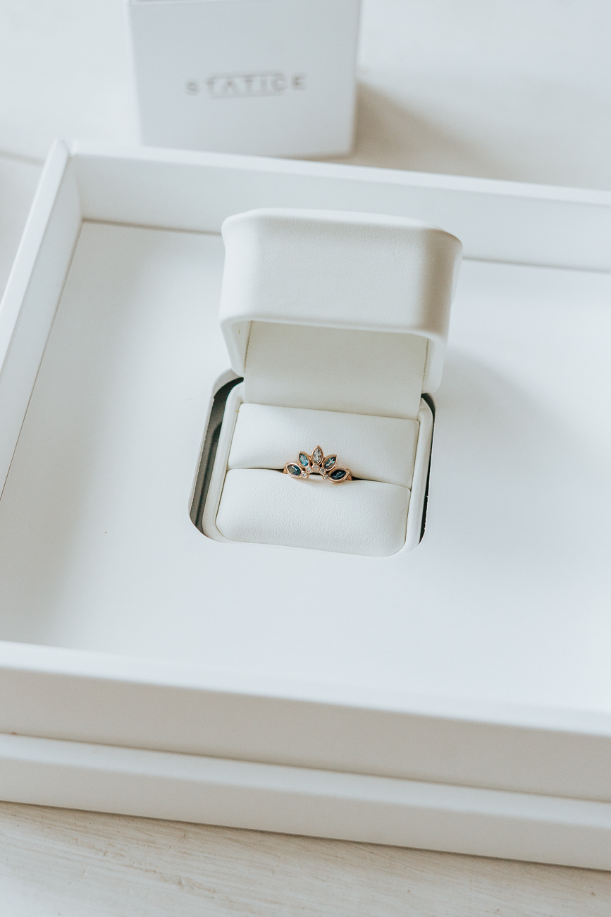 Statice Jewelry Custom Ring - Jenny Bess