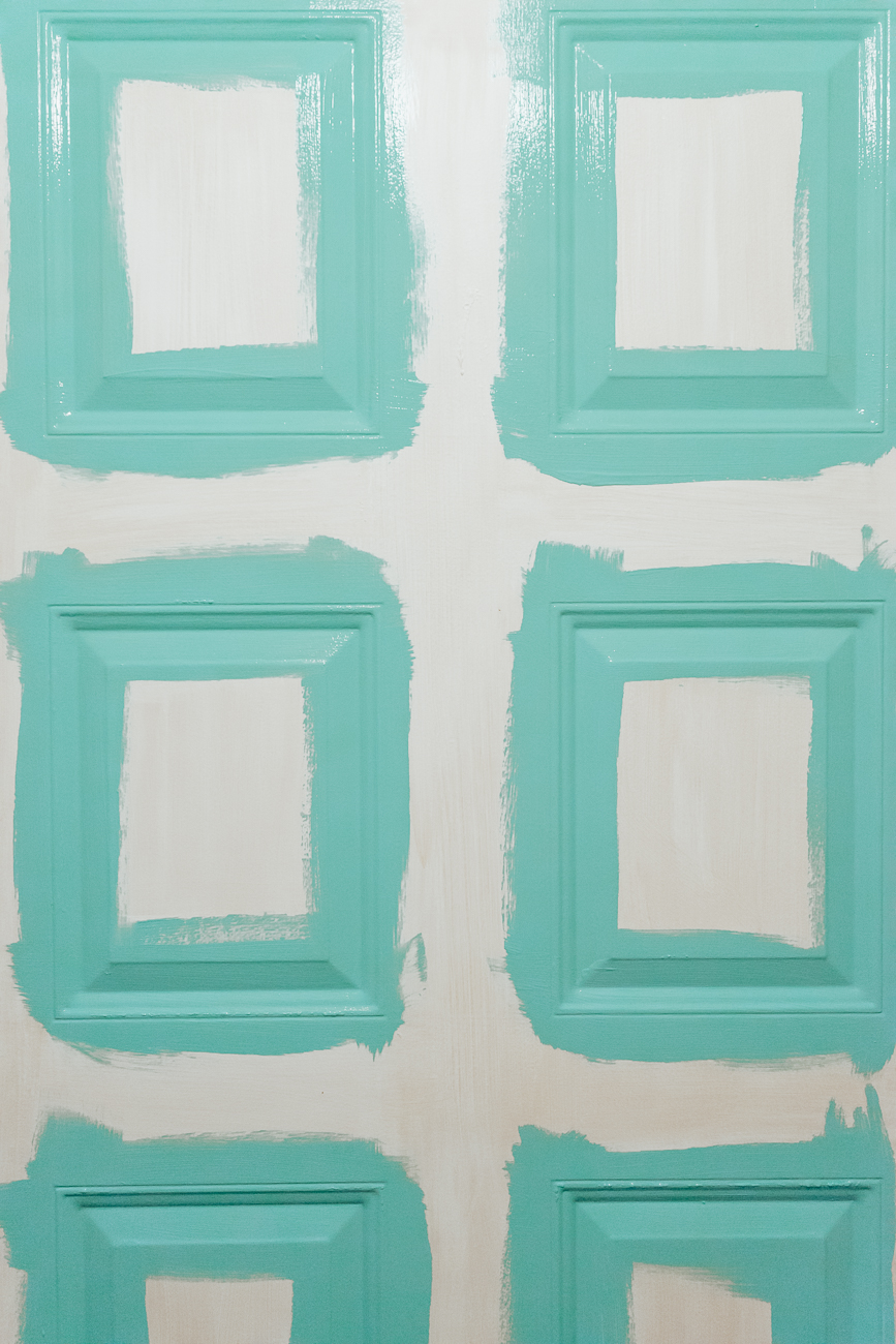 How To Paint A Front Door - Step by Step 2