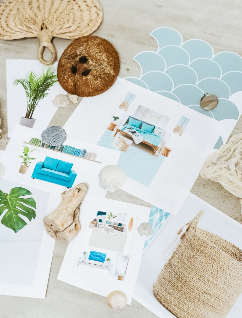 Room Decorating Ideas and Mood Boards