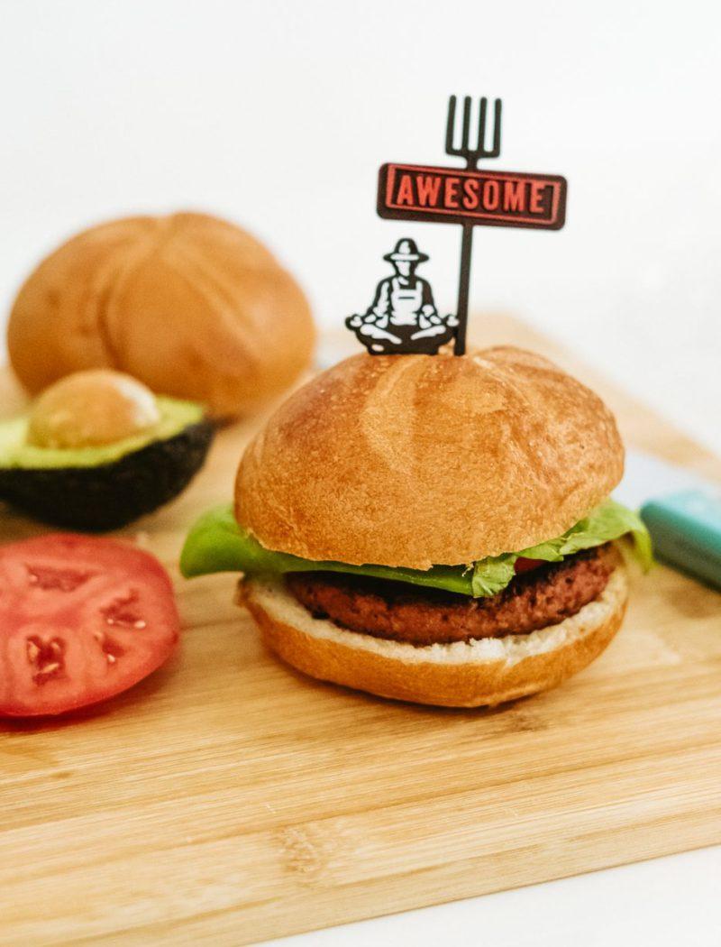 Awesome Burger Plant-Based Burger