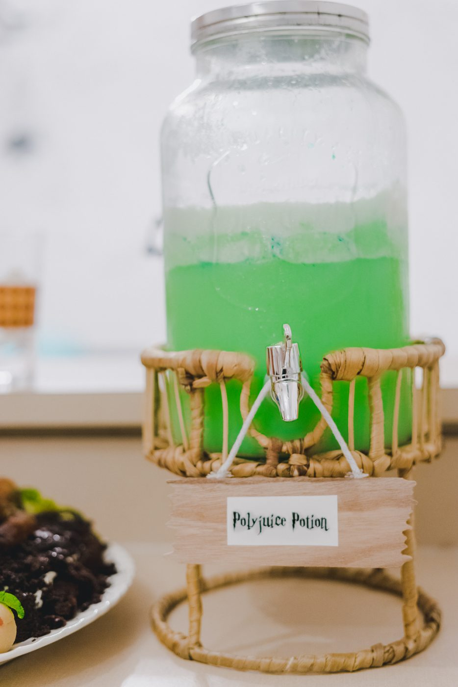 Polyuice Potion for a Harry Potter Party