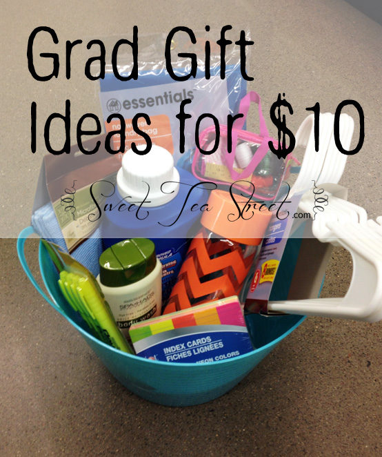 Grad gift ideas for $10