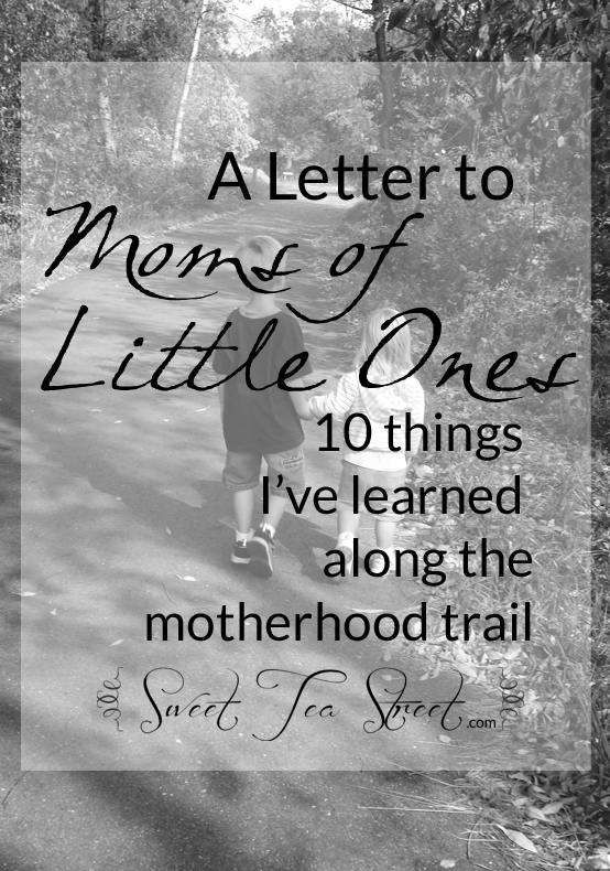 A letter to moms