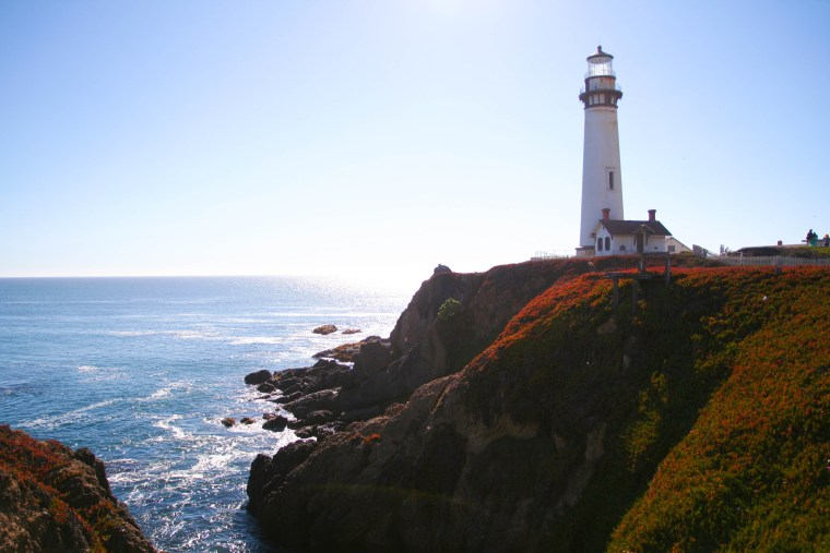 Pigeon Point Lighthouse, Pescadero, CA | www.sweetteasweetie.com