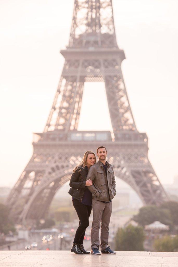Paris Baby Announcement | www.sweetteasweetie.com