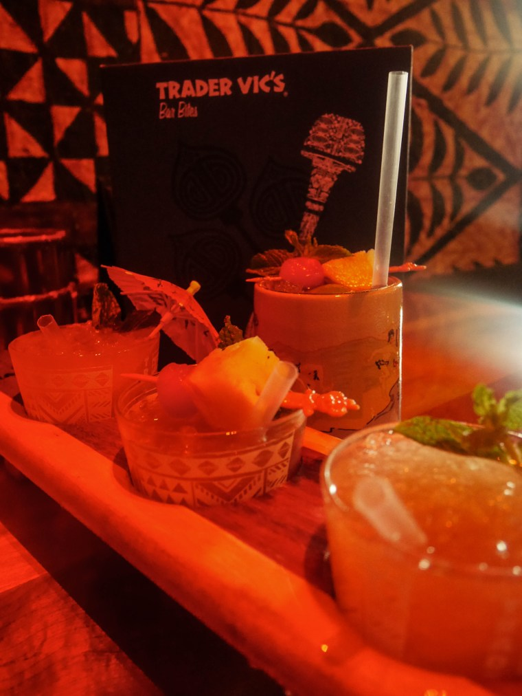 Trader Vic's Home of the Mai Tai | www.sweetteasweetie.com