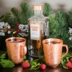 Raspberry Mule with Absolut Elyx