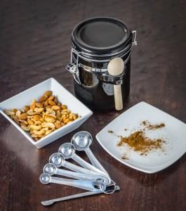 Roasted Nuts www.sweetteasweetie.com