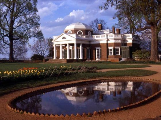 Thomas Jefferson's Monticello | www.sweetteasweetie.com