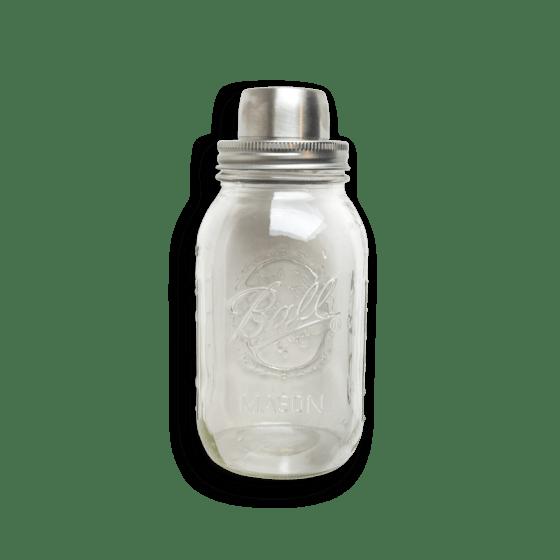 Mason Jar Cocktail Shaker www.sweetteasweetie.com