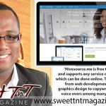 Hivesource, Wesley Gervais, Business, Entrepreneurs in Trinidad and Tobago, Launch Rockit, Start-up Weekend, Start up, in sweet t&t for Sweet TnT Magazine