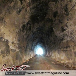 Knolly's Tunnel Interior by Nadia Ali