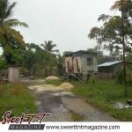 abandonded shack on Valencia stretch on the way to Manzanilla in sweet T&T for Sweet TnT Magazine, Culturama Publishing Company, for news in Trinidad, in Port of Spain, Trinidad and Tobago, with positive how to photography.