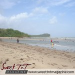 Seashore in Moruga in sweet T&T for Sweet TnT Magazine, Culturama Publishing Company, for news in Trinidad, in Port of Spain, Trinidad and Tobago, with positive how to photography.