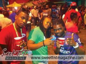 People on the Avenue, in sweet T&T for Sweet TnT Magazine, Culturama Publishing Company, for news in Trinidad, in Port of Spain, Trinidad and Tobago, with positive how to photography.