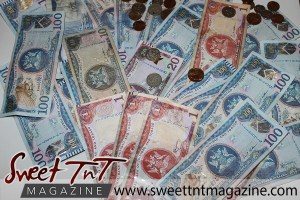 Coping with a tight budget in sweet T&T for Sweet TnT Magazine, Culturama Publishing Company, for news in Trinidad, in Port of Spain, Trinidad and Tobago, with positive how to photography.