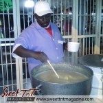 Soup and Souse man in Arima in sweet T&T for Sweet TnT Magazine, Culturama Publishing Company, for news in Trinidad, in Port of Spain, Trinidad and Tobago, with positive how to photography.