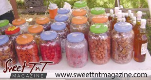 A taste for everyone- Sweet, salt, or sour in sweet T&T for Sweet TnT Magazine, Culturama Publishing Company, for news in Trinidad, in Port of Spain, Trinidad and Tobago, with positive how to photography., nuts article