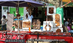 Art at the Savannah, Queen's Park, Port of Spain, ornaments, jewelry, paintings, plaques, necklaces in Sweet T&T, Sweet TnT Magazine, Trinidad and Tobago, Trini, vacation, travel