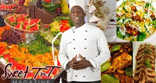 Chef Kel, Kervel Emmanuel, TTHTI,hospitality is our foundation along with great food in Sweet T&T, Sweet TnT Magazine, Trinidad and Tobago, Trini, vacation, travel