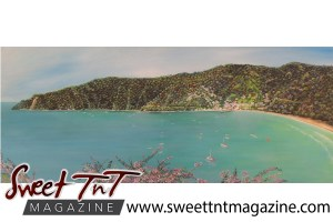 Artist Cliff A Birjou, Charlotteville, Sweet T&T, Sweet TnT, Trinidad and Tobago, Trini, vacation, travel