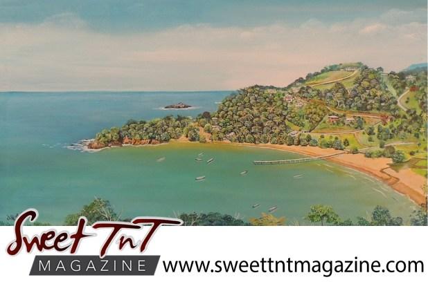 Cliff A Birjou - Parlatuvier Bay