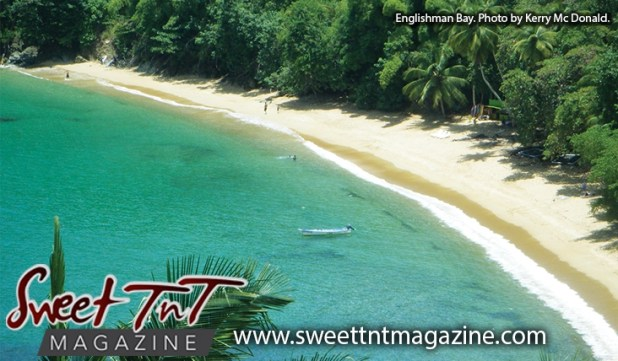 Englishman Bay, Sister isle Tobago, Kerry Mc Donald, Sweet T&T, Sweet TnT, Trinidad and Tobago, Trini, vacation, travel