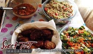 Fish and salad Lent meal, food, Sweet T&T, Sweet TnT, Trinidad and Tobago, Trini, vacation, travel