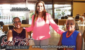 Nerissa Hosein with Mrs Blizzard and Mrs Roheir at El dorado Secondary School reunion, Sweet T&T, Sweet TnT, Trinidad and Tobago, Trini, vacation, travel