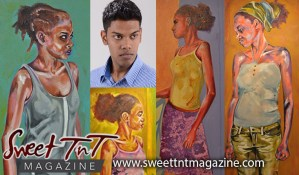 Richard Rampersad, I breathe life into an image, angry women, University of the West Indies artist, Visual Arts, Graphic Design, School of Business, First class honors degree, in Sweet T&T, Sweet TnT Magazine, Trinidad and Tobago, Trini, vacation, travel