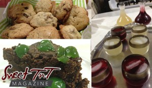 Christmas with Marina Rivas, black cake, Ponche de Crème, pastelles, sorrel, ginger beer, mauby, fresh breads, sweet fruitcakes, crusty pies and sweetbreads, bake, food, Arima, Lopinot, Santa Cruz and Maracas, Ah want ah piece ah pork by Scrunter, by Kielon Hilaire in Sweet T&T, Sweet TnT Magazine, Trinidad and Tobago, Trini, vacation, travel
