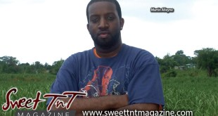 Martin Alleyne for American visitor loves T&T in Sweet T&T, Sweet TnT Magazine, Trinidad and Tobago, Trini, vacation, travel