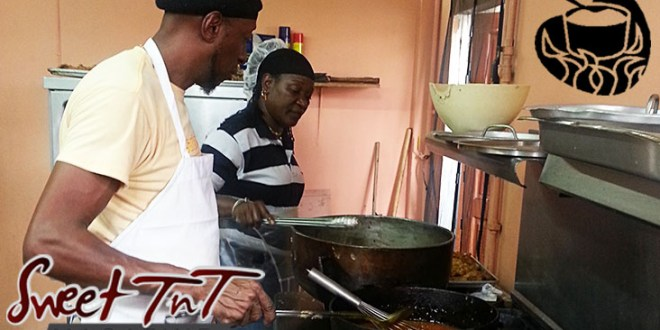 Chefs of Cuisine in ah Pot in kitchen, Laventille, Port of Spain, in Sweet T&T, Sweet TnT Magazine, Trinidad and Tobago, Trini, vacation, travel