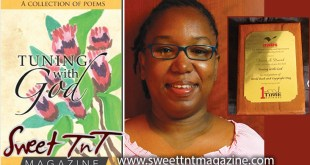 Tricia David, poet, Tuning with God a collection of poems, Nalis award, Literature, Sweet T&T, Sweet TnT, Trinidad and Tobago, Trini, vacation, travel