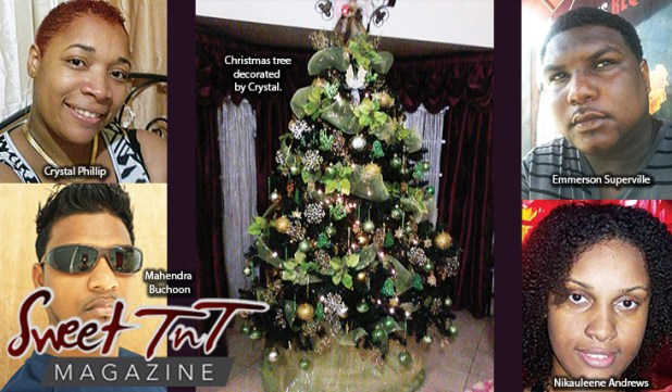 For Christmas comments by Crystal Phillip, Mahendra Buchoon, Emmerson Superville, Nikauleene Andrews by Kielon Hilaire in Sweet T&T, Sweet TnT, Trinidad and Tobago, Trini, vacation, travel