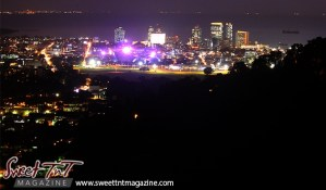 Port of Spain city of Port of Spain from Lady Chancellor Hill in sweet t&t for Sweet TnT Magazine in Trinidad and Tobago for tourists, photography, scenic views, vacation, travel